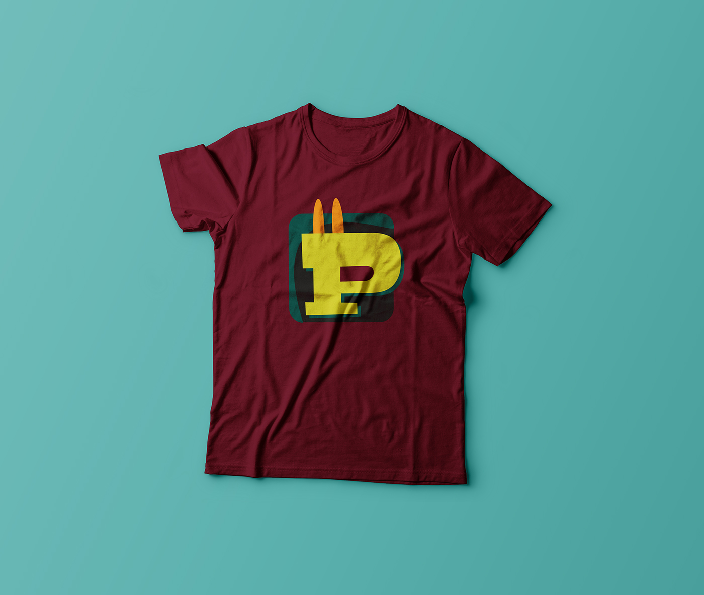 Pairi Daiza t-shirt with the icon